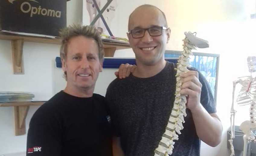 Advanced Soft Tissue Techniques Master-Class with osteopath John Gibbons in Oxford