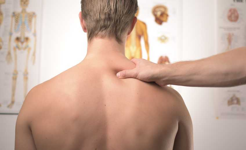 Upper Back, Neck and Shoulder Pain