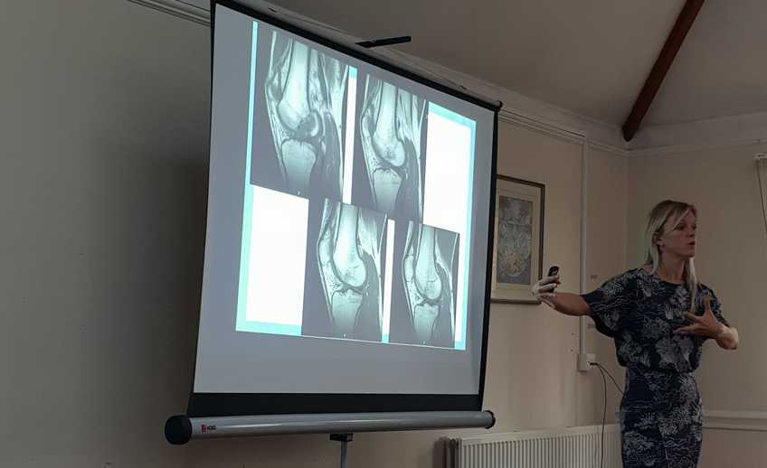 The Knee Course at BMI Hospital in Guildford