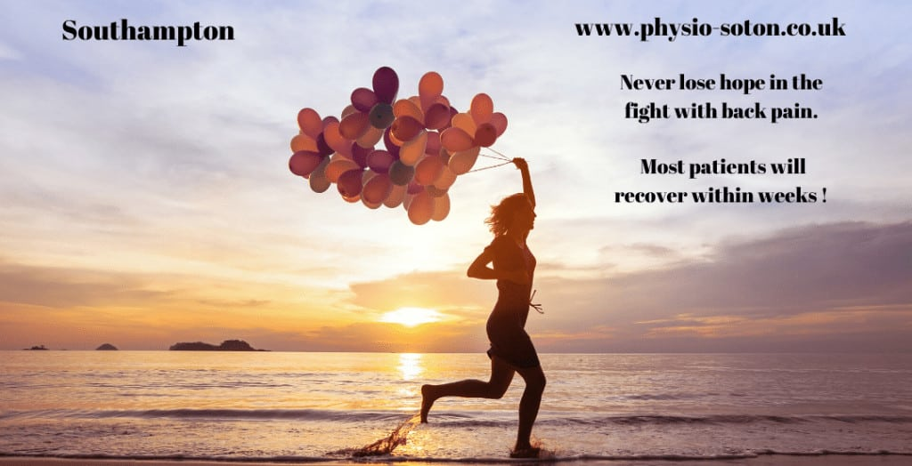 Physiotherapist in Southampton