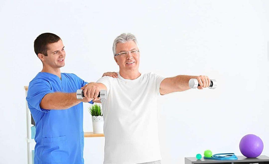 Physiotherapy for seniors southampton
