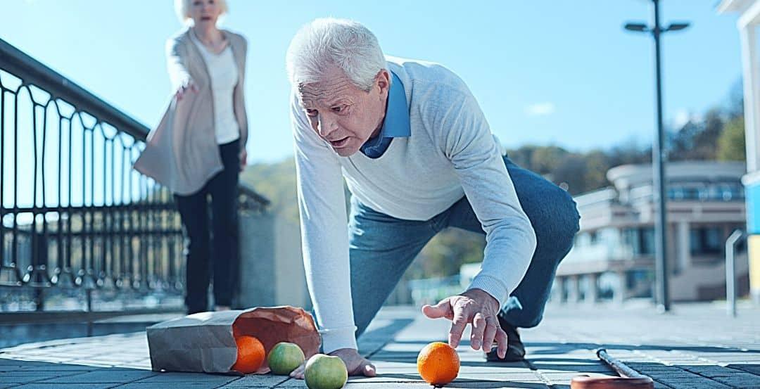 Falls in elderly